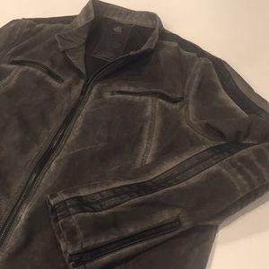 Rock & Republic distressed Jacket XXL